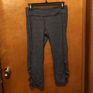 Forever21 grey leggings